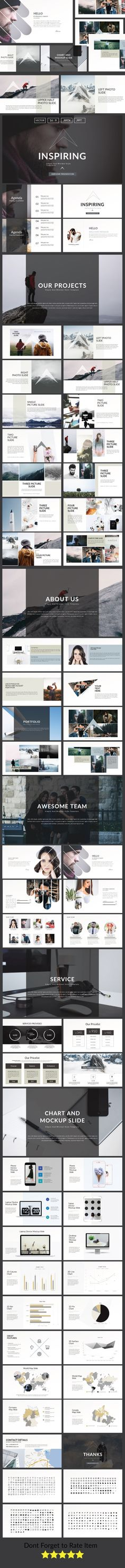 Inspiring Powerpoint Presentation Template