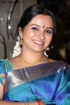 Singer Mahathi