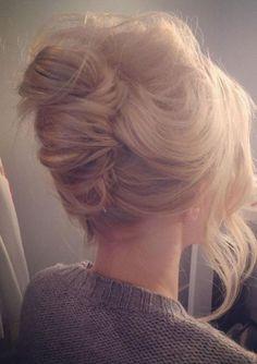 """30 девушек с прическами в стиле """"беспорядок"""" (Messy Hairstyles)"""