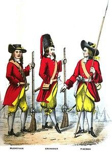 Hastings Regt, later 13th Reginent of foot; becsme the Somerset Infantry, then the Somerset Light Infantry