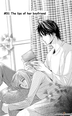 Read L DK The lips of her boyfriend online. L DK The lips of her boyfriend English. You could read the latest and hottest L DK The lips of her boyfriend in MangaHere. L Dk Manga, Manga Cat, Manga Love, Anime Love, Manga Anime, Romantic Anime Couples, Romantic Manga, Cute Anime Couples, Black And White Couples