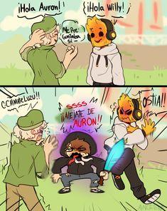 Karma, Spanish Memes, Bendy And The Ink Machine, Stupid Funny Memes, Anime Love, Kawaii Anime, Amazing Art, Chibi, Fandoms