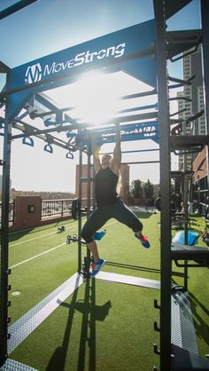 Rooftop Gym Janni Del 233 R Pinterest Rooftop Gym And