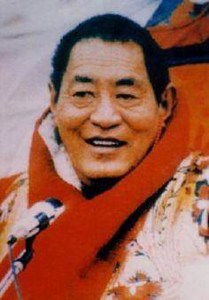 Late HH Khenchen Jigme Phuntsok