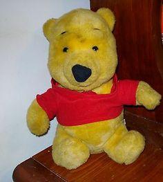 Spooky Haunted Interactive 1999 Mattel Chat Pal Talking Winnie the Pooh Plush http://www.ebay.com/itm/181255372631?ssPageName=STRK:MESELX:IT&_trksid=p3984.m1555.l2649