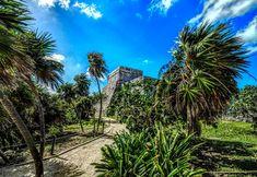 Tulum (III) Los cielos azules, el clima cálido, las playas, la brisa del mar, no tengo duda que es un lugar paradisiaco Riviera Maya, Mesoamerican, Tulum, Vineyard, Tourism, Coastal, Mexico, Activities, Water