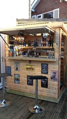 My outside Bar