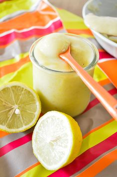 Lemon Curd   Amandise   Les gourmandises d'Amandine