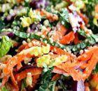 Receita de Salada de Outono
