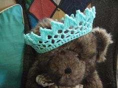 Ravelry: Project Gallery for Crochet Lace Crown pattern by Bobbi-Jo Edsall