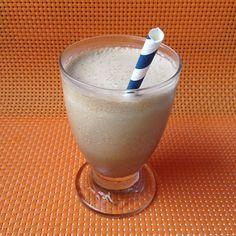 Frapuccino com leite de coco