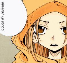 Manga: Shaman King Lineart: Hiroyuki Takei Color: Asahi88 Characters: Anna Kyoyama Chapter 043 \ Page 13 Shaman King © Hiroyuki Takei