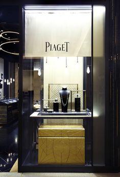 Piaget apresenta sua primeira boutique em São Paulo, a primeira da America Latina