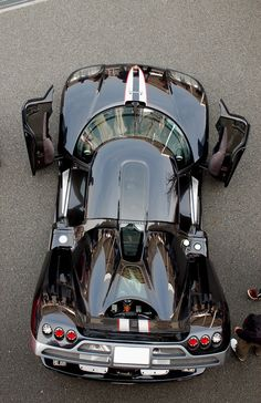 Koenigsegg CCX sports cars