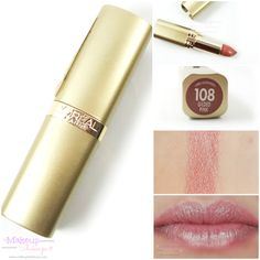 Makeup Shakeups: Loreal Paris Colour Riche® Lipcolour in Glided Pink