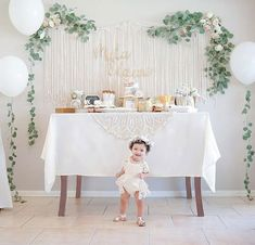 Baby Girl First Birthday Photo Shoot – BeyaMade