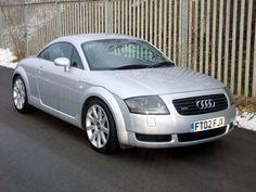 Audi TT 1.8 TT QUATTRO (225 BHP) Coupe Petrol Silver