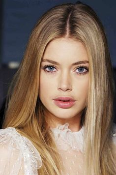Natural makeup - Doutzen Kroes                                                                                                                                                      Mehr