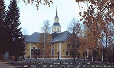Pyhäjärven Kirkko
