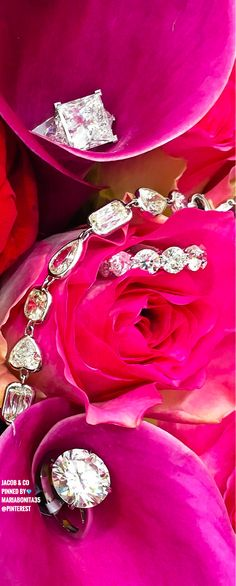 Jacob & Co Diamonds Rose Bonbon, Ps I Love, Peridot Necklace, Fuchsia, Pink Peacock, Pink Panthers, Powder Puff, Everything Pink, Colorful Fashion