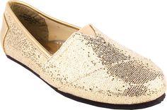 Annie Glitter - Gold Glitter - Free Shipping & Return Shipping - Shoebuy.com