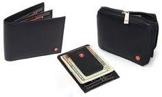 Alpine Swiss Men's Wallets. Seven Options Available. Free Returns.