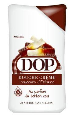 Dop – Douche Crème Douceurs d'Enfance au Parfum du Bonbon Cola – 250 ml: DOP Douche Douceur d'Enfance Bonbon Cola Flacon 250ml. PH neutre.…