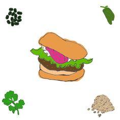 Vegan Burger fromBlack Tap…
