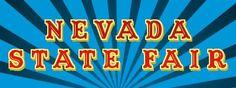 Nevada State Fair Logo Nevada State, Logo, Fun, Logos, Lol, Funny, Environmental Print