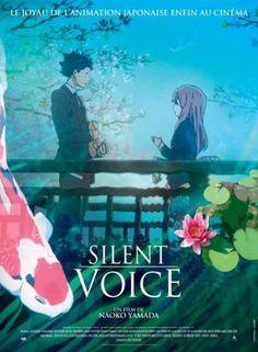"""聲の形 """"Koe no katachi"""" produced by Kyoto Animation, directed by Naoko Yamada and written by Reiko Yoshida, 2016 Otaku Anime, Manga Anime, A Silence Voice, A Silent Voice Anime, Voices Movie, Studio Ghibli Films, Film Animation Japonais, Anime Triste, Dramas"""