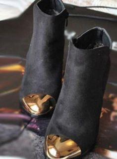 gold tip booties