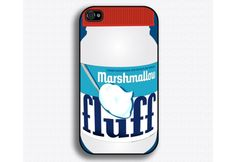 Edible iPhone cover. (Anyone ever have a PB and Fluff sandwich?)