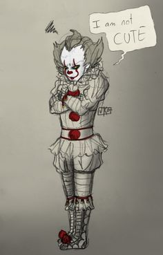 Oh yes u are my Lil handsome clown....