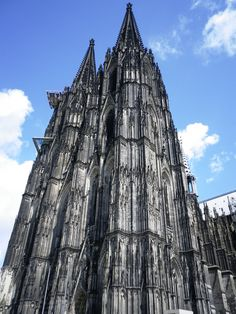 Cologne, Germany - had a delightful day wandering around this little city...