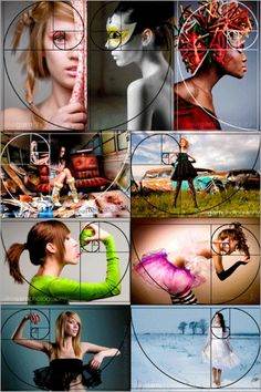 Composition with the Fibonacci spiral Photography Basics, Photography Lessons, Creative Photography, Digital Photography, Desing Inspiration, Photoshop, Rule Of Thirds, Principles Of Design, Photo Composition
