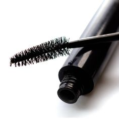 Dr. Axe:  Home-made Mineral-Based Lavender Mascara.  Coconut Oil for eye makeup remover!