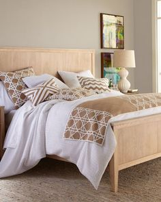 Portland Bed Linens at Horchow.