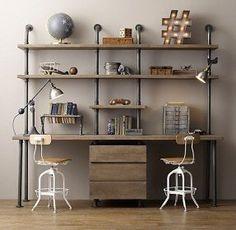 Image result for kids double desks