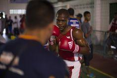 A Cameroonian Boxer in Rio | FIGHTLAND