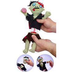 ThinkGeek :: Dismember-Me Plush Zombie