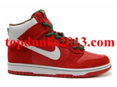 newest 42c2d af682 Sale Big Gulp sport Red White Nike Dunk High Top Pro SB on the Internet