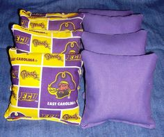ECU Bean Bags