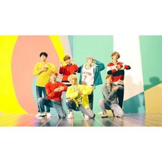"""BTS's """"DNA"""" Becomes Fastest K-Pop Group MV To Hit 10 Million Views ❤ liked on Polyvore featuring bts"""