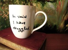Oh, Mr Darcy :)