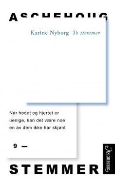 """Den niende av 12 tekster i """"Aschehoug Stemmer""""-serien, som markerer 100-årsjubileet for kvinners stemmerett i Norge."""