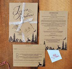 Knots and Kisses wedding invitations (7)