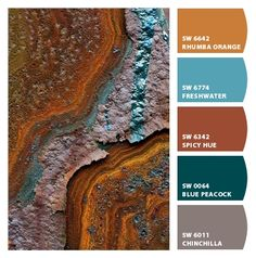 Paint colors from Chip It! by Sherwin-Williams Color Schemes Colour Palettes, Colour Pallette, Color Palate, Color Combos, Room Colors, House Colors, Paint Colors, Colours, Pantone