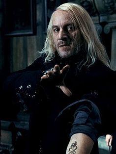 Lucius Malfoy (Jason Issacs)