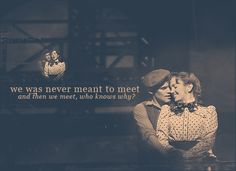 Newsies Broadway awwwwww Something to Believe In is the sweetest song ever <3