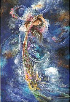 <3<3 Bright verdure or Ever Expanding .<3<3  The artist Mahmoud Farshchian   ( Яркое проявление чувств. Художник Mahmoud Farshchian. | Наслаждение творчеством